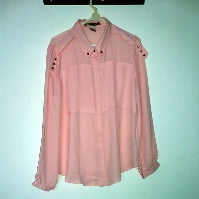 Blouse Pink Kalem