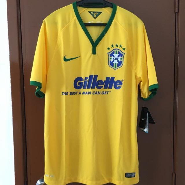 Brazilian National Football Team Jersey [ORI]