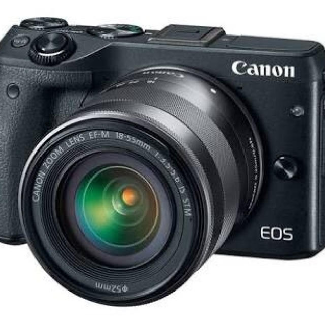 Canon Eos M3 Kit Ef-M15-45mm