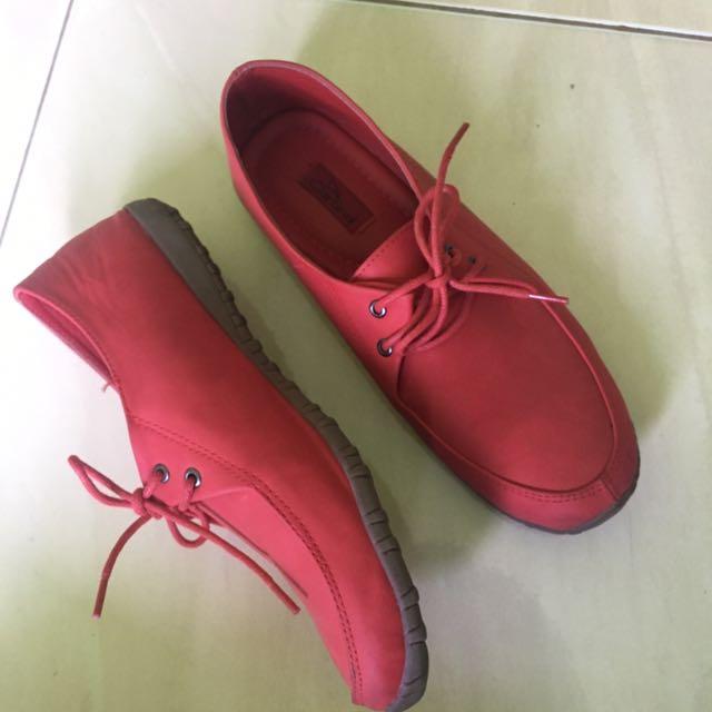 Cardinal shoes