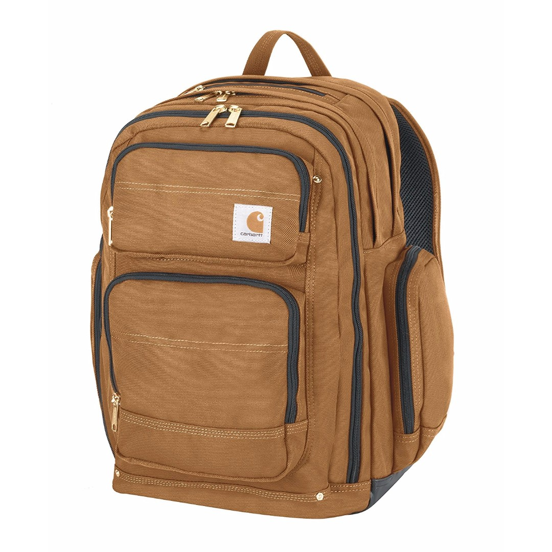 c12b04a71f Carhartt Deluxe Work Backpack Rucksack Bag with 17 Inch 17