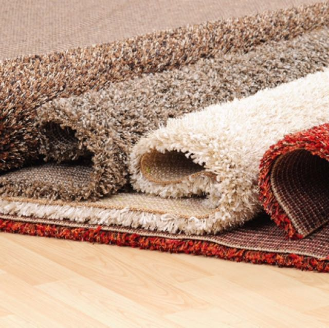 Carpet/ Rug dry cleaning & wash - free