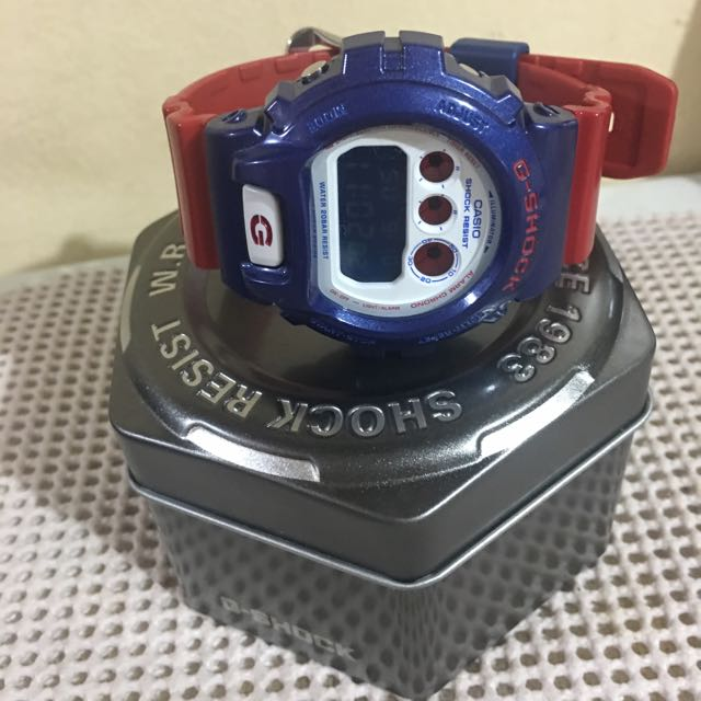 CASIO G SHOCK  DW-6900AC-2DR