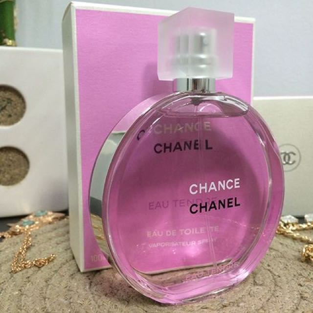 Chanel Chance Pink