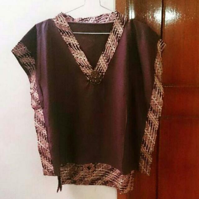 Choco Batik Top