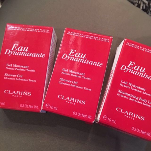 CLARINS Shower Gel