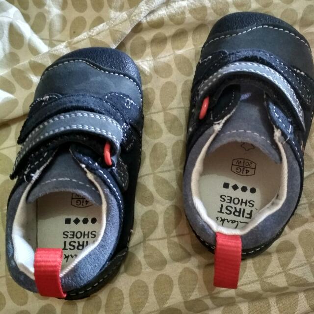 Clarks Sepatu Anak