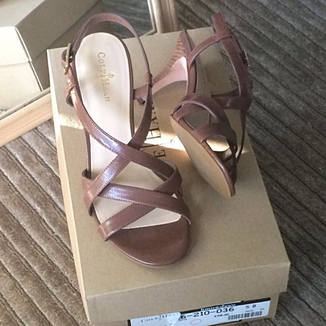 Cole Haan Bartlett Sandals Size 5