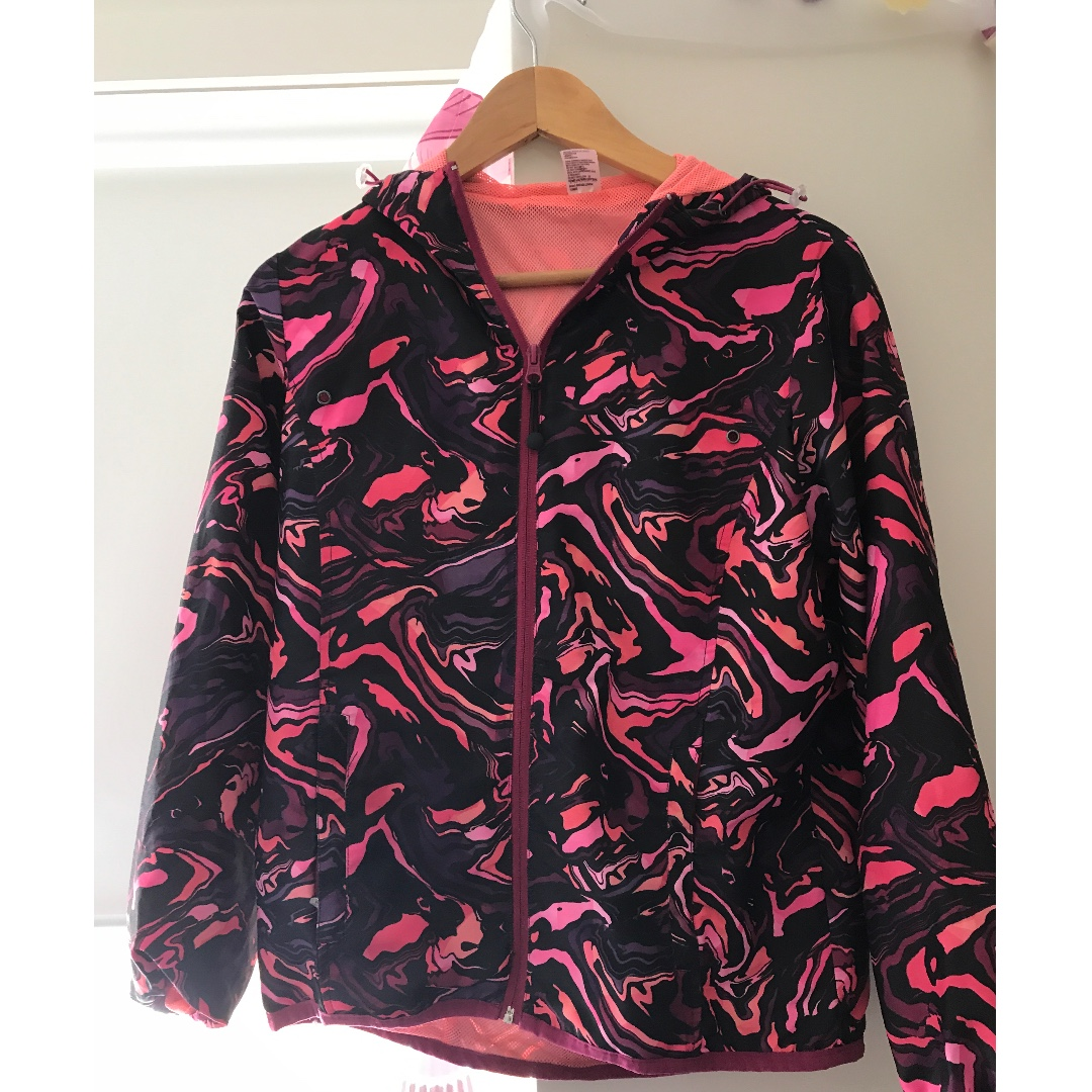 colourful sporty jacket