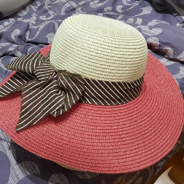 Cute Straw Hat