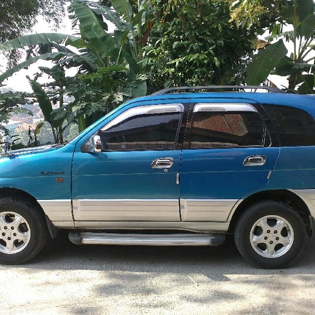 Daihatsu Taruna Csx 2003 Mobil Motor Untuk Dijual Di Carousell