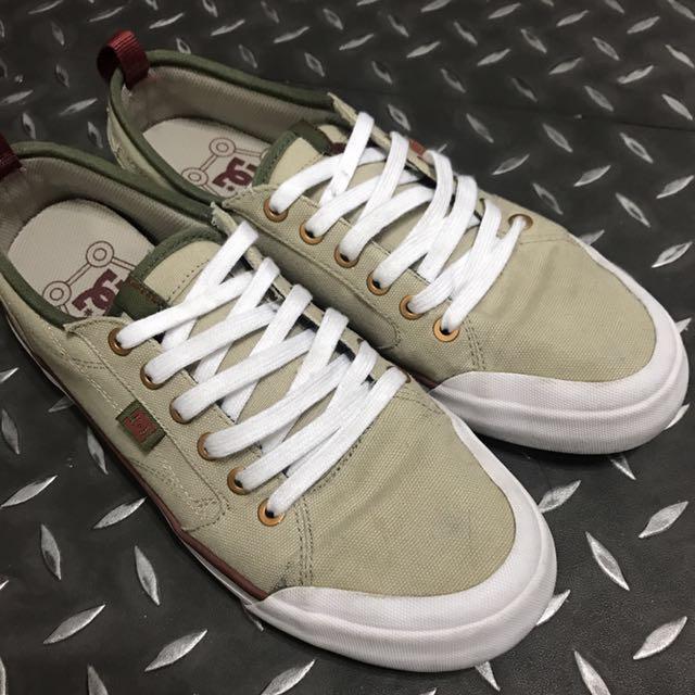 (二手)DC Even smith 滑板鞋