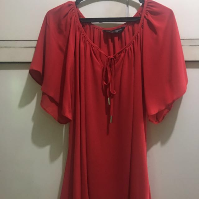 Dorothy Perkins Red Top