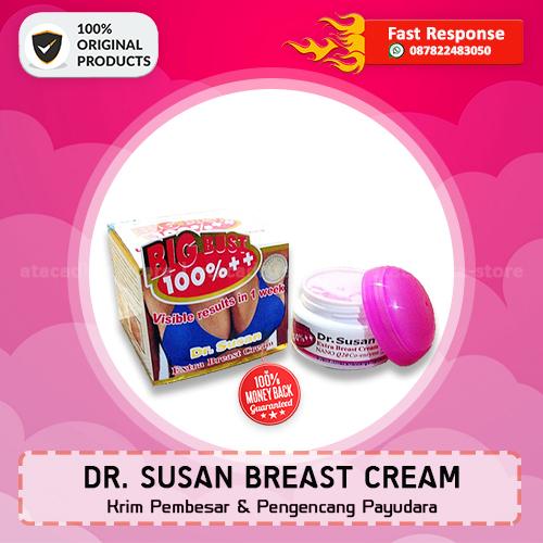 DR. SUSAN EXTRA BREAST CREAM - Krim Pembesar Payudara - Original