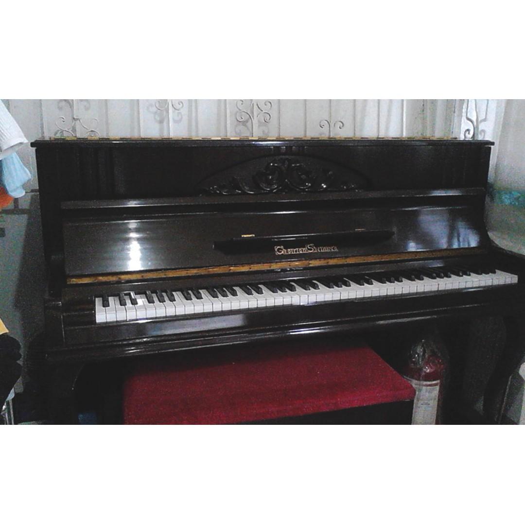 Grotrian Steinweg Piano