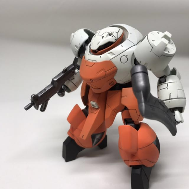 Gundam commission build and paint service, Toys & Games