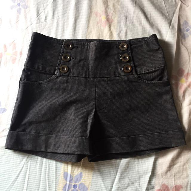 High Waist Short (no Brand)