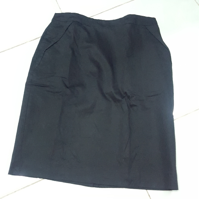 HnM Skirt Black