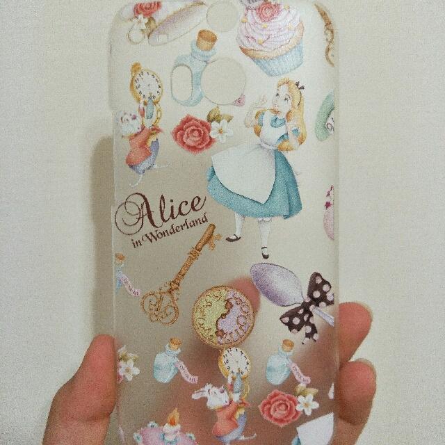 HTC M8 手機殼 愛麗絲