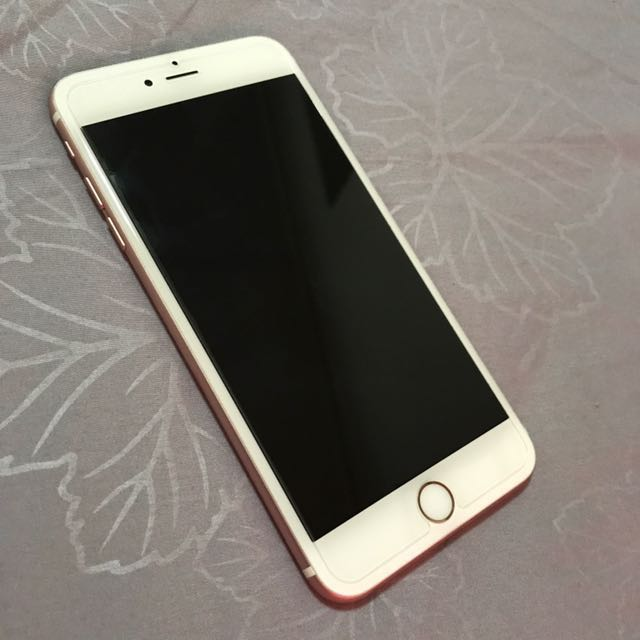 Iphone 6s Plus 64gb Rose Gold Used Mobile Phones Tablets