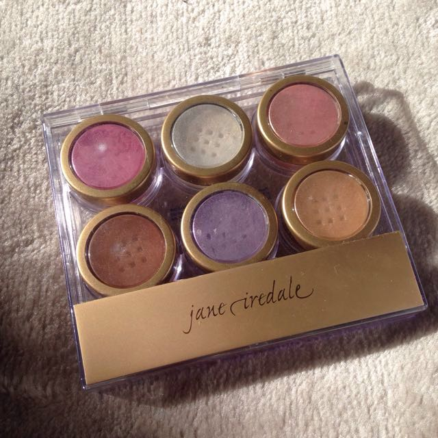 Jane Iredale 24-karat Good Mine Pigment Ser