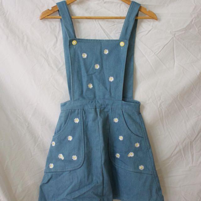 Jeans Jumpsuit Dress