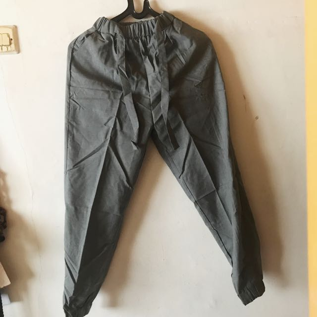 joger pants celana abu new
