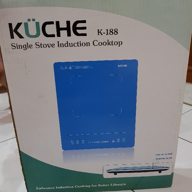 Kuche Single Stove Induction Kompor Listrik Kitchen Appliances