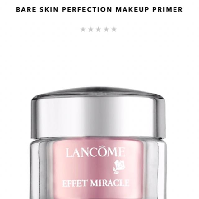 lancome effet miracle primer