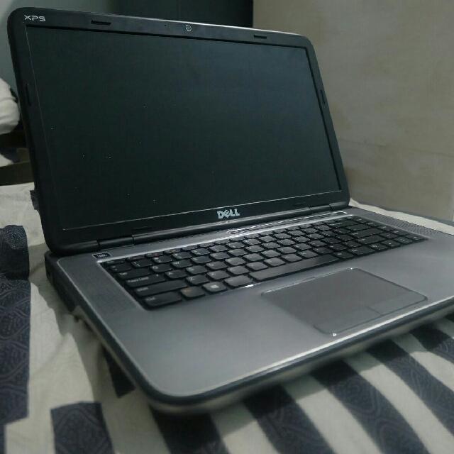 Laptop Gaming Dell l 502x Mulus Fullset