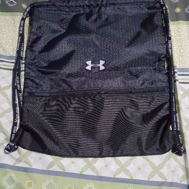 Large Under Armour Sack Bag