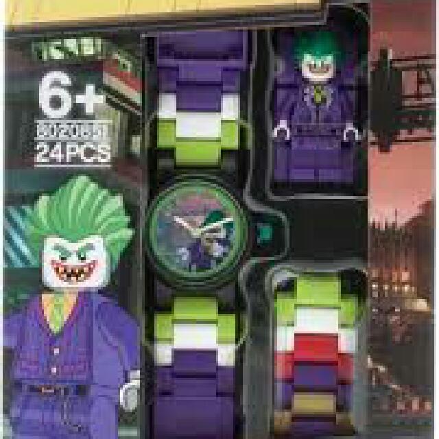 f71e3c5e55d Lego Batman The Joker Buildable Watch, Babies & Kids, Toys & Walkers ...