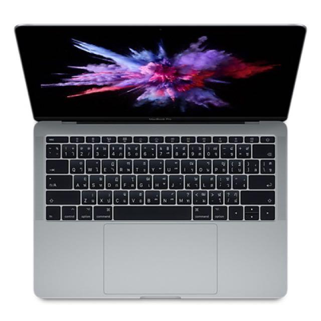 新款macbook Pro 2017