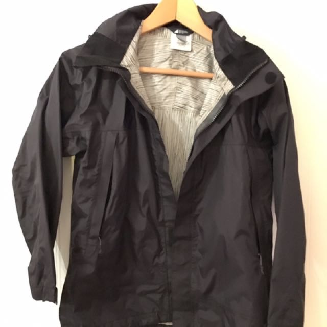 MEC hooded raincoat/windbreaker jacket - size 10