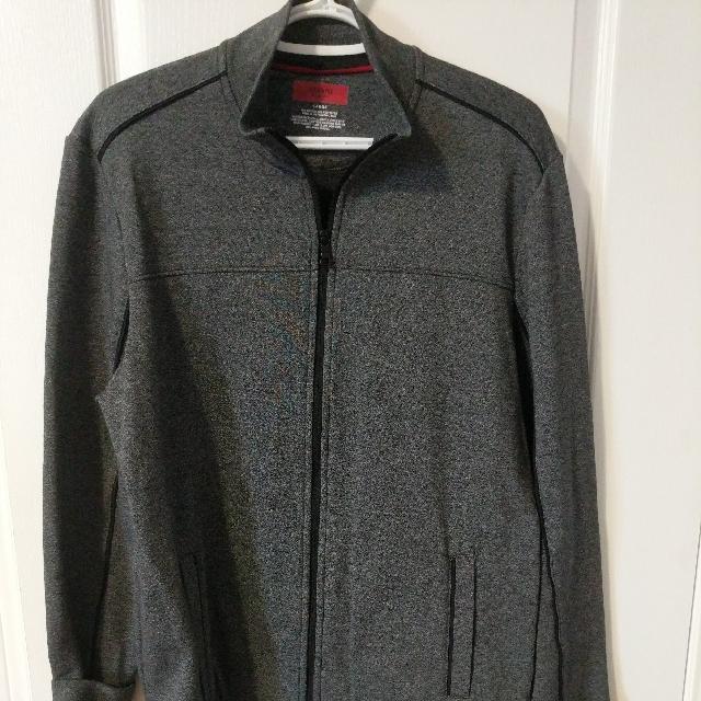 Men's Alfani Zip Up Sweater