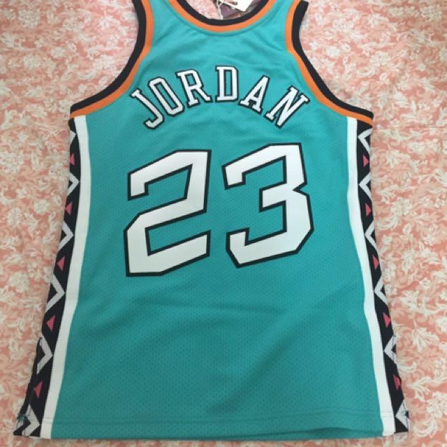 a516c3b57913 Mitchell   Ness Michael Jordan 1996 All Star Jersey M N Authentic Jersey