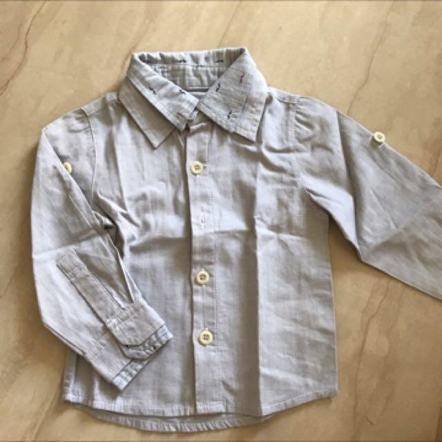 Moustuache shirt