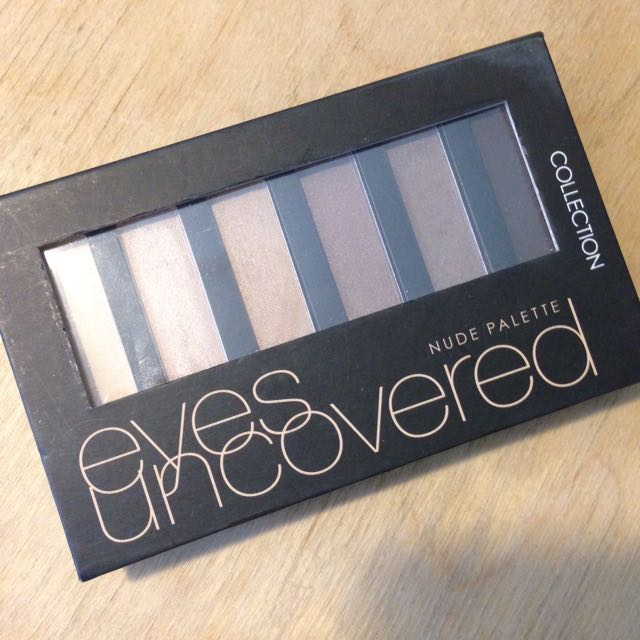 Naked Basics Dupe