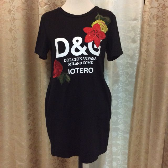 NEW: D&G Inspired Dress :) High Quality!