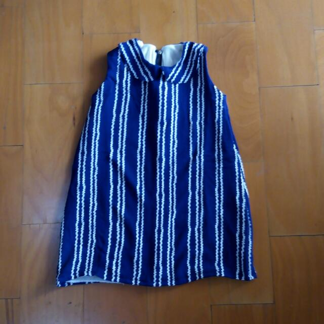 (New) Stripe Dress