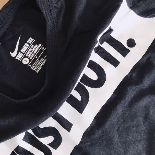 Nike just do it 上衣