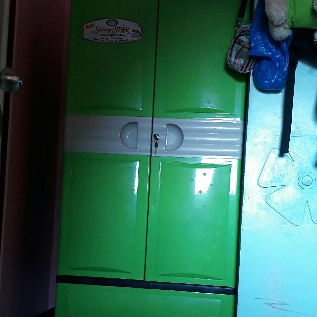Nikko plastic cabinet