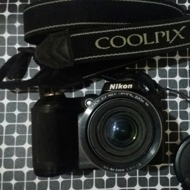 nikon coolpix l120 digital camera photography on carousell rh ph carousell com nikon coolpix l120 instruction manual nikon coolpix l120 manual settings