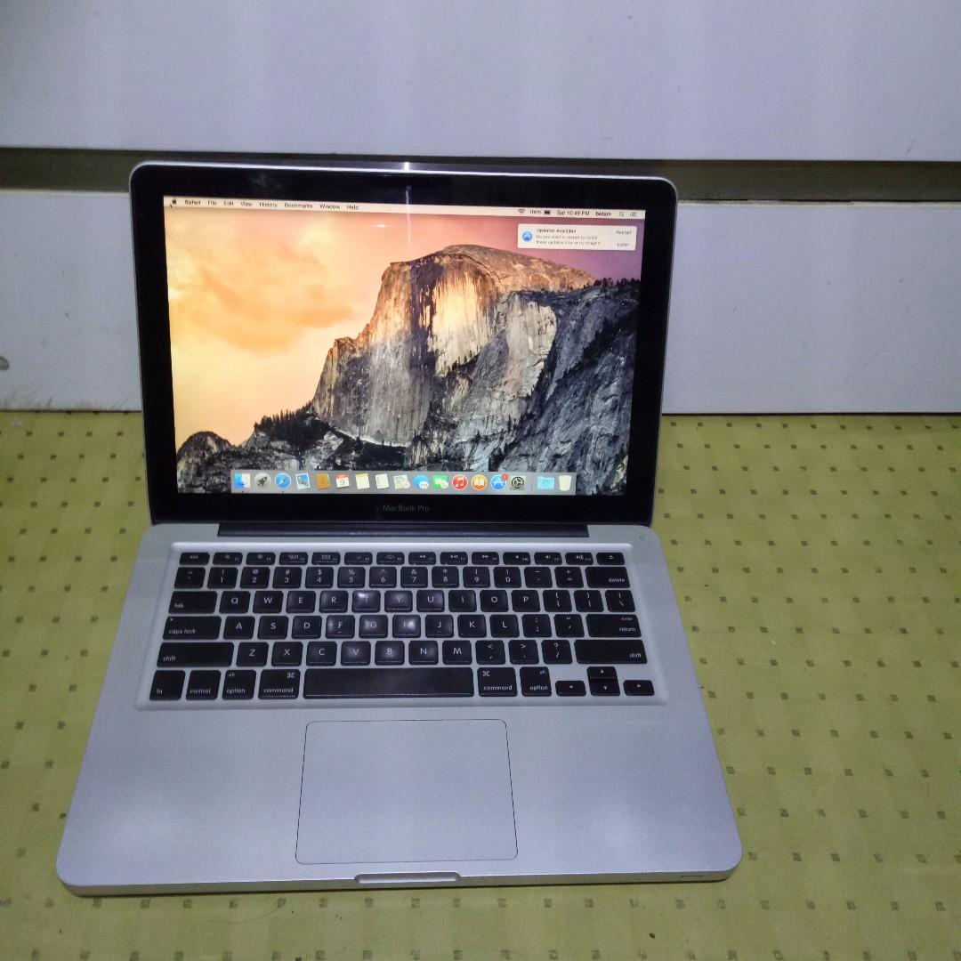 Original MacBook Pro 13inch Late 2011 Intel Core i5 2,4GHz 4GB Ram