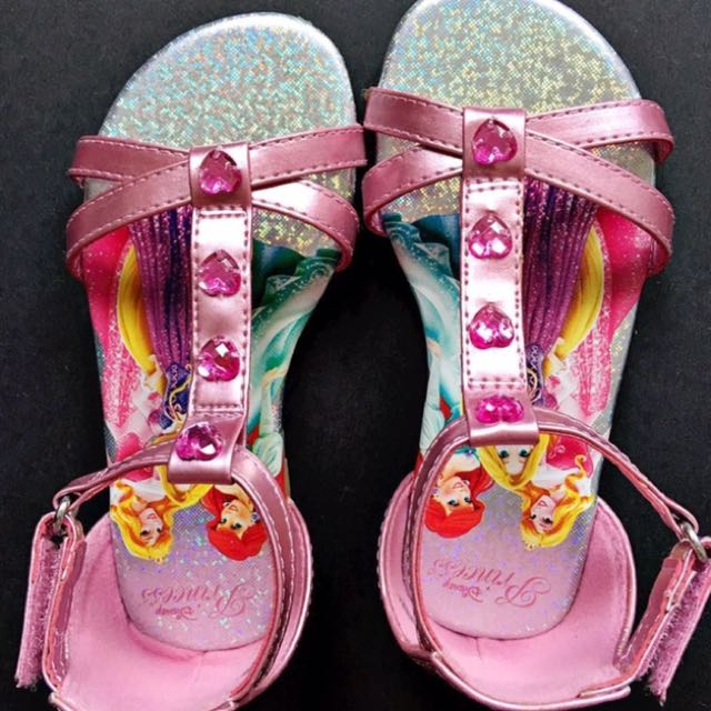 Payless Disney Princess Sandals