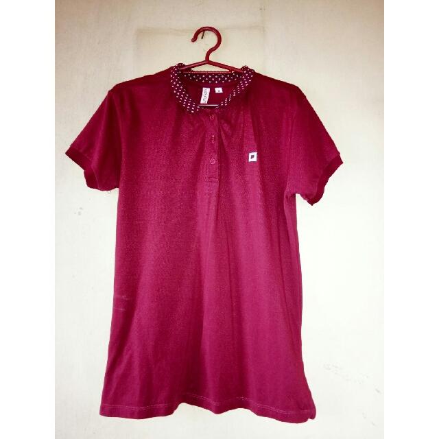 Penshoppe Women's Polo Shirt