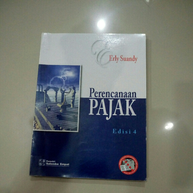 Perencanaan Pajak - Erly Suandy