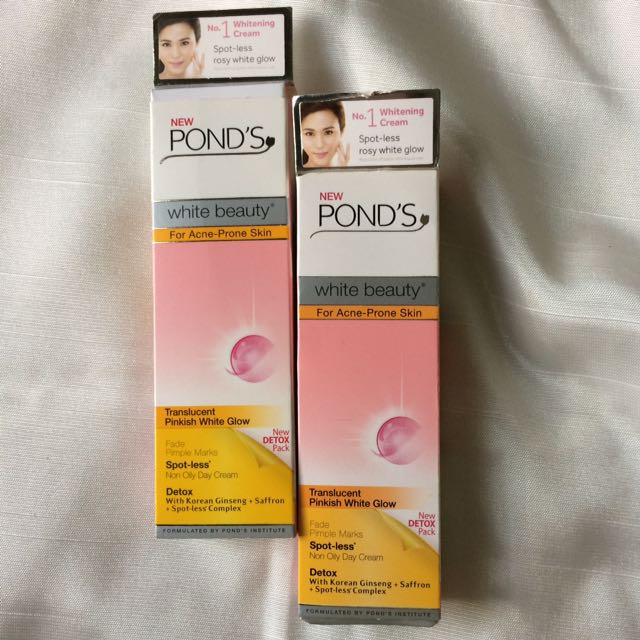 Pond's White Beauty Day Cream (100 for 2)