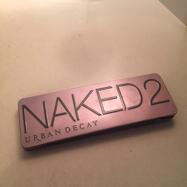 *PRICE DROP* Urban Decay Naked 2 Palette