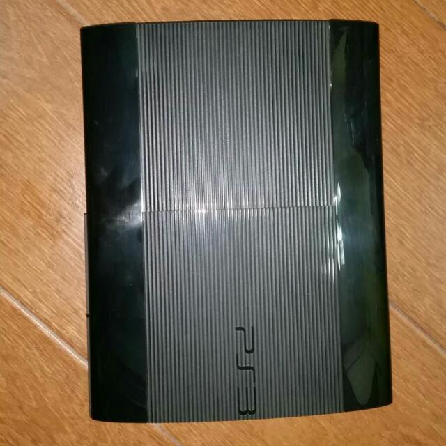 Ps3 Console 500gb Fullset
